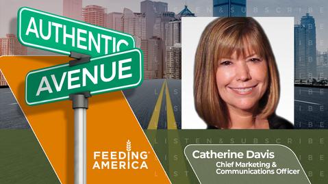 Feeding America | Cathy Davis: How to Feed 50 Million