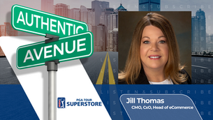 Take a Swing at the Story: Jill Thomas, PGA Tour Superstore
