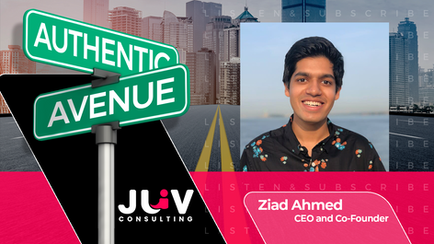 Talking to Gen Z with JUV Consulting | Ziad Ahmed