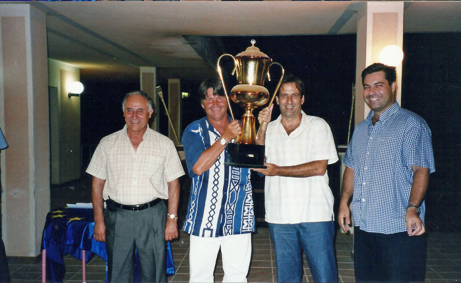 Torneo open Nocturno tenis