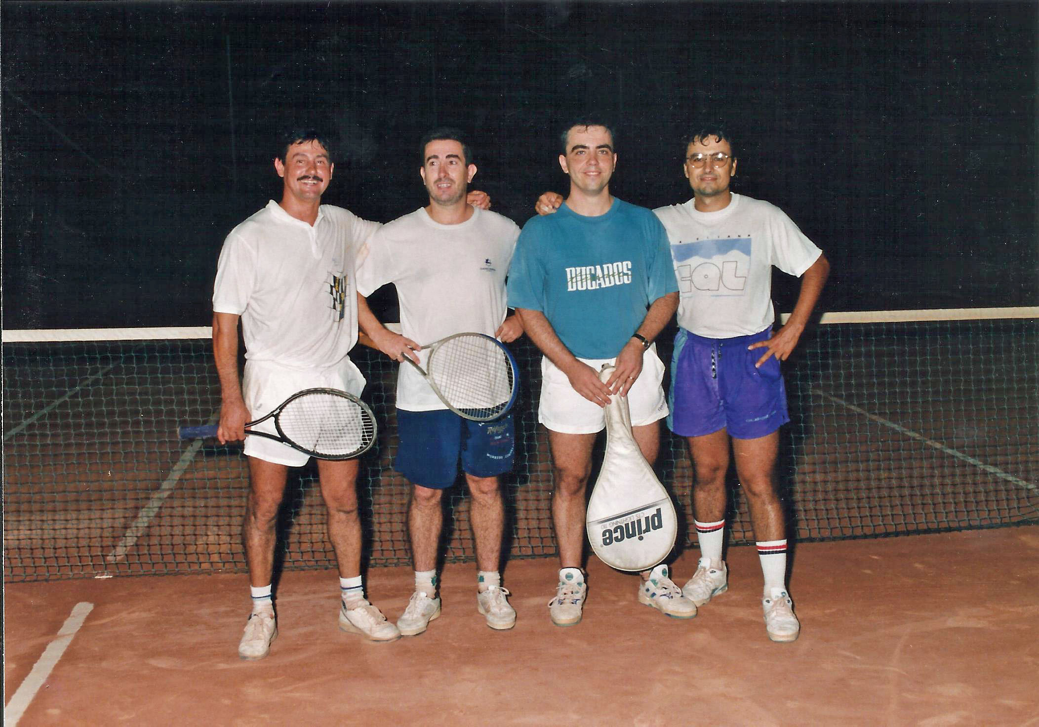 Torneo social tenis