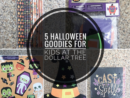 $5 at the Dollar Tree - Simple Ways To Bring the Season Into Your Home for