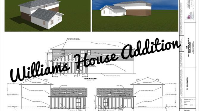 House Addition!