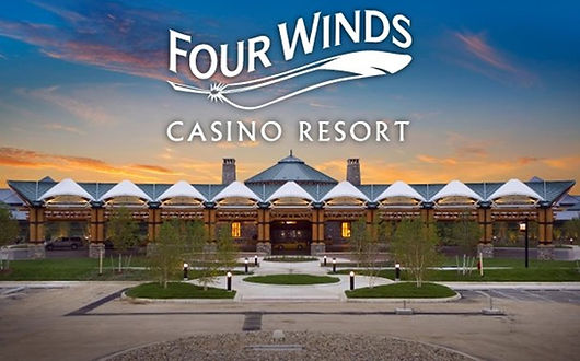 Four Winds Casino one day bus trips indiana
