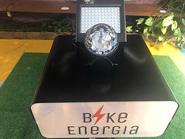 Bike Energia - Módulo Luzes de Festa