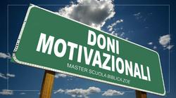 Master-Doni Motivazionali