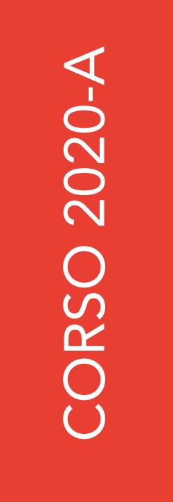 CORSO 2020/A