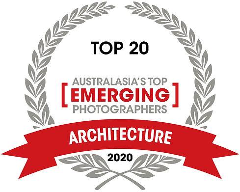 Capture Magazine 2020 - Top 20 Award - A