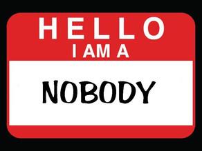 Nobody, But Jesus
