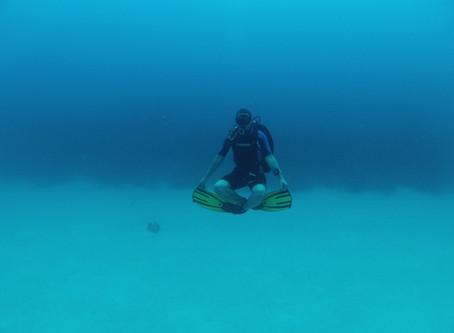 Terminei o Curso Básico Open Water. E agora?