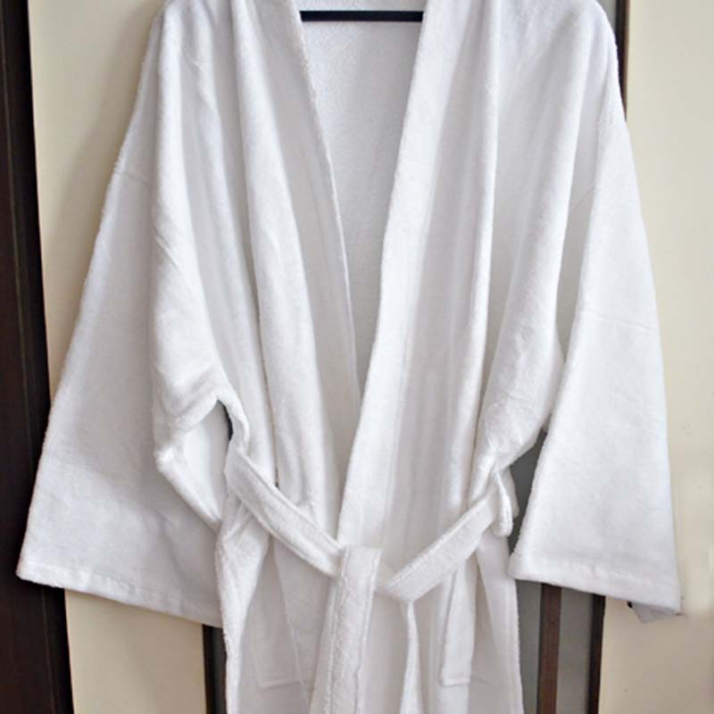 Bath Slipper, Robes and Towels