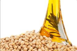 Crude & Refined Soybean Oil