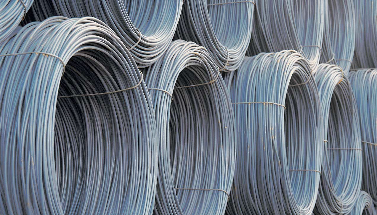 Steel Rods and Wires.