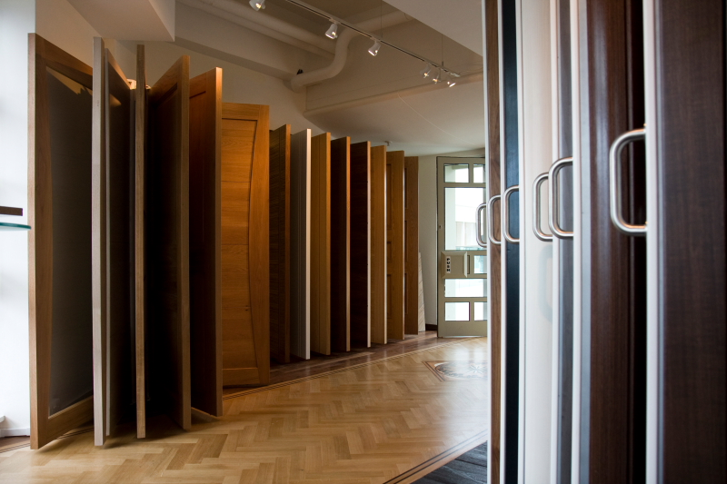 Wooden Steel Doors
