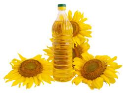 Crude & Refined Sunflower Oil