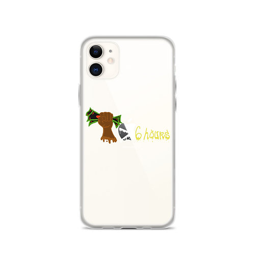 My money is greater iPhone Case