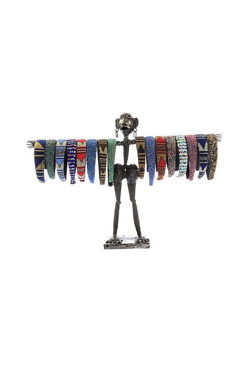 Metal Mama Jewelry Stand