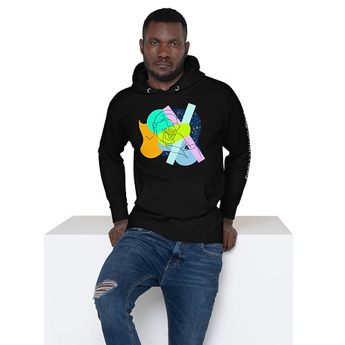 """Enlightenment = Unity"" Hoodie"