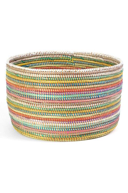 Handmade Knitting Basket