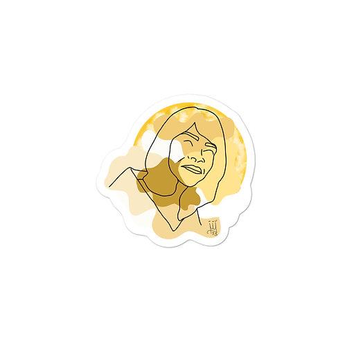 Cicely Sticker