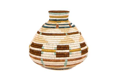 Sand Mpira Vase