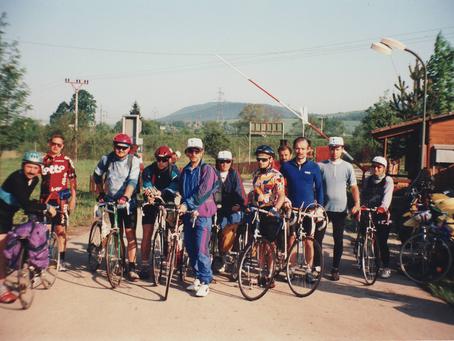 Cyklozrazy - Varín
