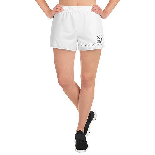 Gladiators NYC Women's Athletic Short Shorts