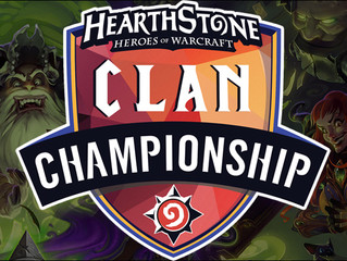 Inven Hearthstone Clan Championship 4강