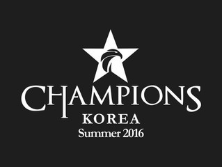 2016 LCK Summer Round2