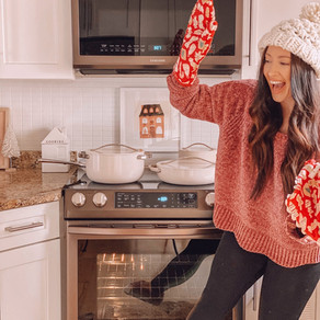 It's Two Healthier Holiday Recipes With Samsung Home Appliances, Honey!