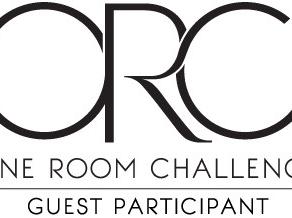 #OneRoomChallenge Week 8: The Rosé Hideway REVEAL