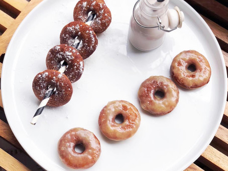 It's a Low-Carb Donut Recipe, Honey!