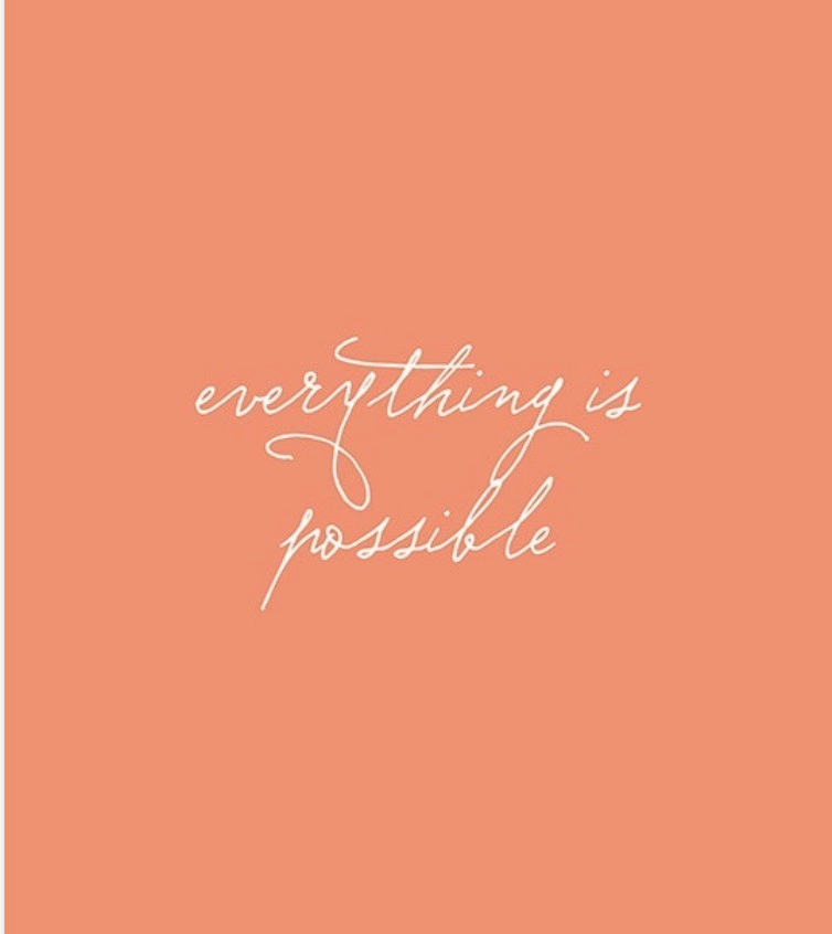 Everything Is Possible Poster