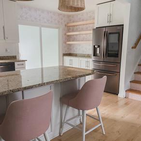 One Room Challenge Week 2: Taken for Granite | New Quartz Countertops With Cost Breakdown