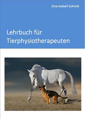 Cover Lehrbuch für Tierphysiotherapeuten