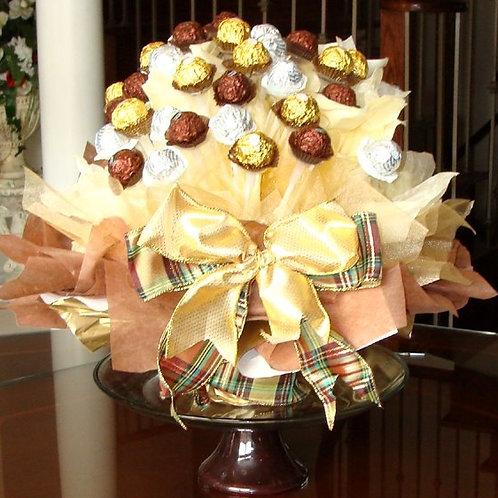 Ferrero Candy Bouquet