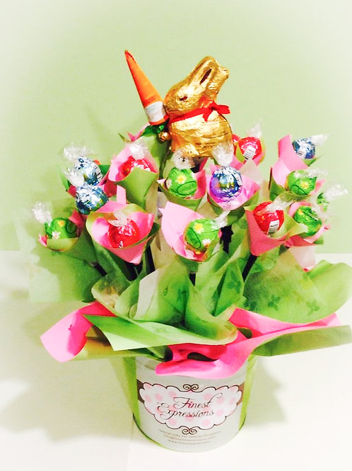Spring Chocolate Bouquet