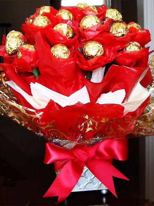 Precious Ferrero - Chocolate Bouquet