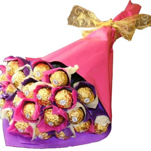 Sweetheart - Chocolate Bouquet