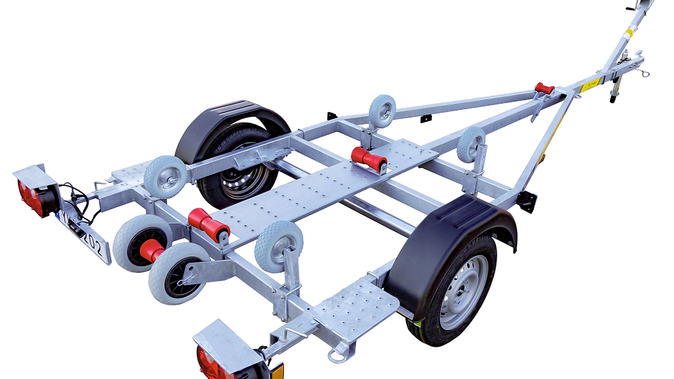 TK-Trailer BT600L