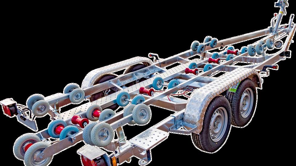 TK-Trailer BT2700BL