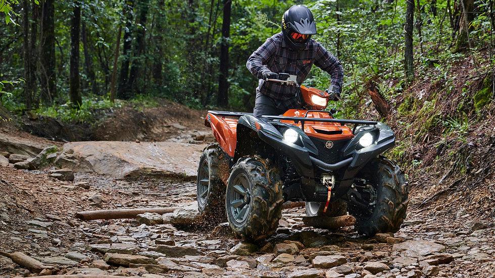 Yamaha Grizzly 700 EPS SE ALU