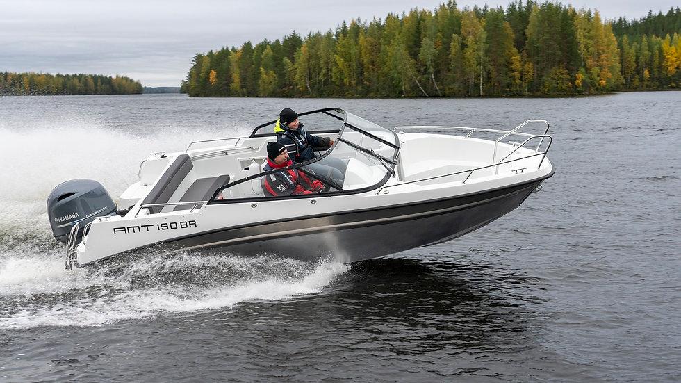 AMT 190BRf Aluminium - MMG Edition