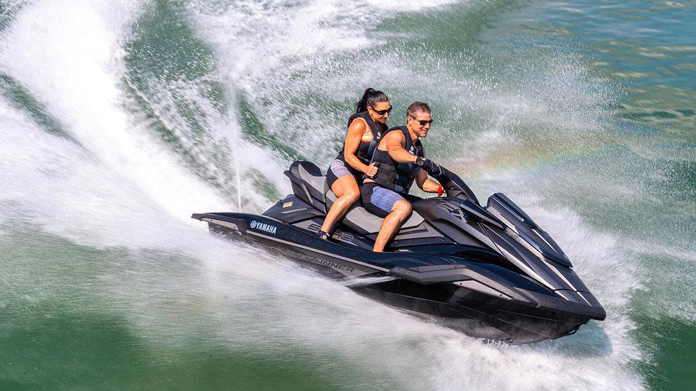 Waverunner FX Cruiser SVHO 2021