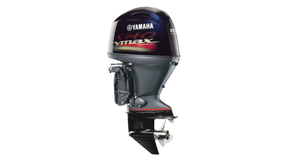 Yamaha VF115 - VMAX SHO