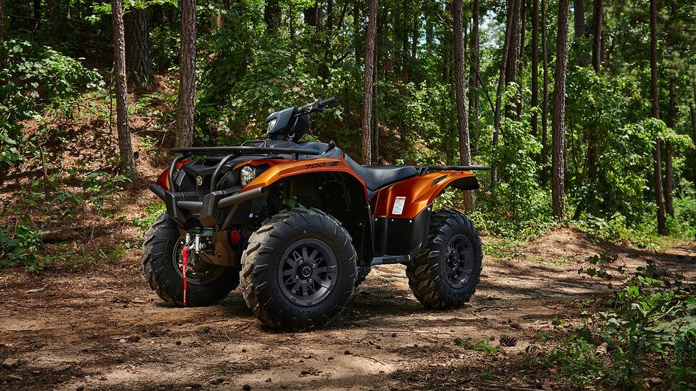 Yamaha Kodiak 700 EPS SE ALU