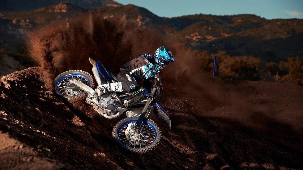Yamaha YZ250F Monster Energy Yamaha Racing Edition