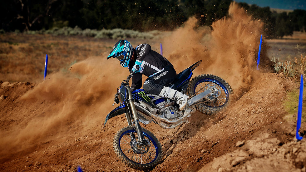 Yamaha YZ450F Monster Energy Yamaha Racing Edition