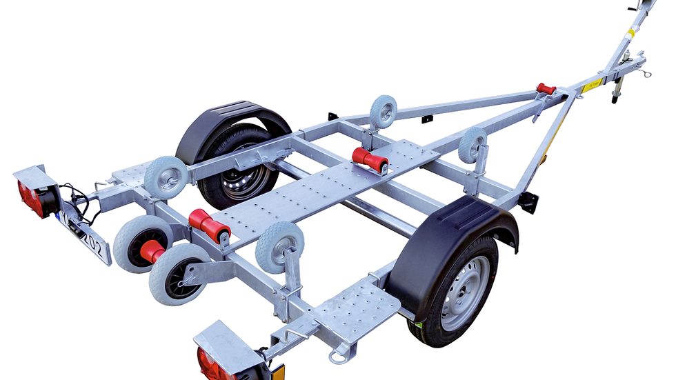 TK-Trailer BT850