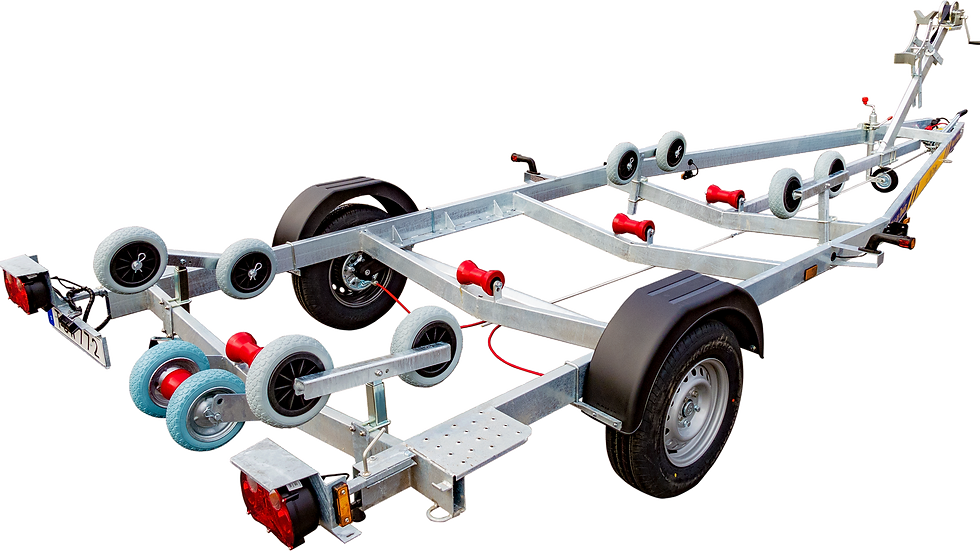 TK-Trailer BT1450L